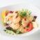 08中国料理 豪華楼_沙律蛋油蝦仁 海老のオーロラソースサラダ